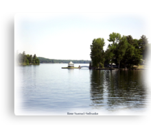St. Lawrence Seaway/Thousand Islands #21 Canvas Print