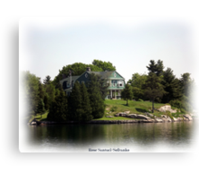 St. Lawrence Seaway/Thousand Islands #24 Canvas Print