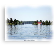 St. Lawrence Seaway/Thousand Islands #27 Canvas Print