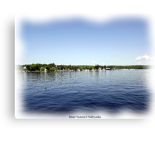 St. Lawrence Seaway/Thousand Islands #29 Canvas Print