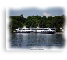 St. Lawrence Seaway/Thousand Islands #30 Canvas Print