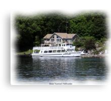 St. Lawrence Seaway/Thousand Islands #31 Canvas Print