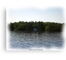 St. Lawrence Seaway/Thousand Islands #33 Canvas Print