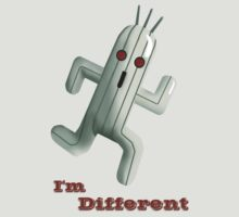 I'm Different by Alexandre Bonneau