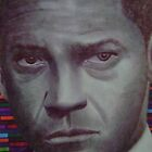 Denzel washington by odinel  pierre junior