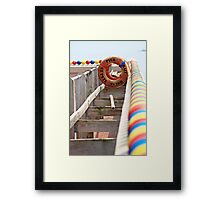 Pier House, St. Petersburg, FL Framed Print