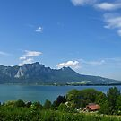 Mondsee by Lee d'Entremont