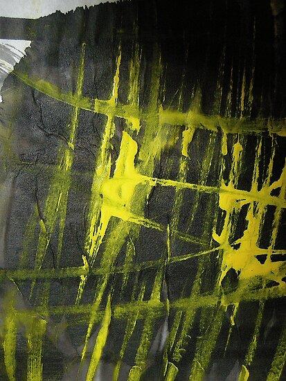 yellow glow.... flames by banrai