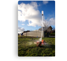 Lift Off! Canvas Print