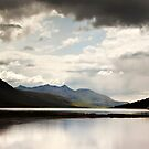 Glen Etive - Sunshine After The Rain by Kevin Skinner