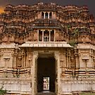 Thiruvallarai Temple by vasu