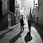 Long Shadow Street by KarynL