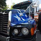 H-D Rolling Thunder Freightliner by John Schneider