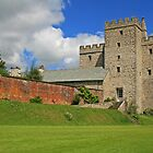 Sizergh Castle, Cumbria by RedHillDigital
