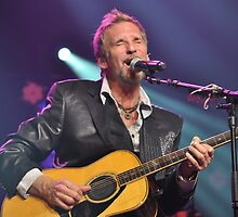 KENNY LOGGINS IN SARASOTA by Christine Sullivan
