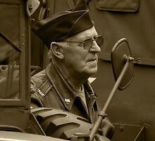 Old soldier by cnw180
