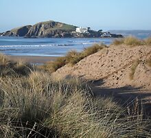 Burgh Island New Years Day  by garlichound