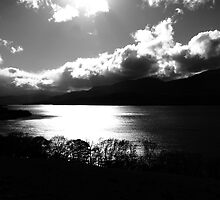 The Silver Waters of Loch Tay by Paul Bettison