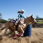 Barrel Racing by Liza Yorkston