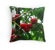 Sherries - One Throw Pillow