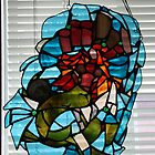 Mermaid in Glass by eoconnor