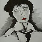 Homage to modigliani by nellaevad
