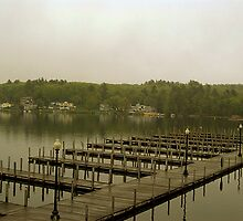 Weirs Beach Docks by SPPhotography