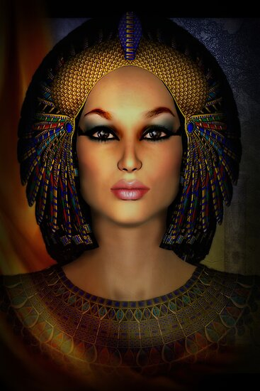 Cleopatra -Thea by Shanina Conway