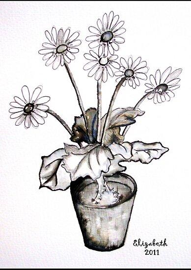 The poet's flower by Elizabeth Kendall