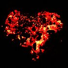 Firey Heart by Amy Dee