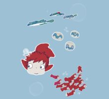 ponyo by kennypepermans