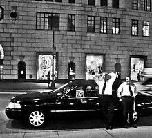 """limo drivers NYC"" by grsphoto"