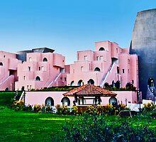 Peri Palace Hotel, Nevșehir, Cappadocia, Turkey by Bryan D. Spellman