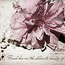 Delicate Beauty (The loss of a daughter) by CarlyMarie