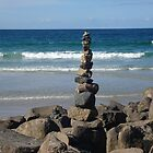 Byron Bay Stones by nervouspilchard