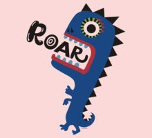 Roar Monster Kids Clothes