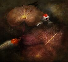 Animal - Fish - I will grant your wishes three by Mike  Savad