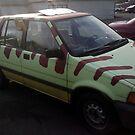 Jurassic Honda by Bart Castle