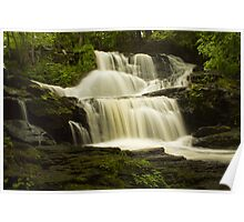 Garwin Falls Poster