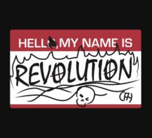 Revolution is my Name. by fox3091