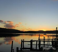 It doesn't get much better- Wagonga Inlet by mmby