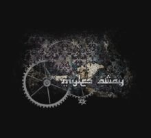 myles AWAY - Gears and Steam Power my Machine by mylesaway