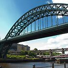 Newcastle bridges by stay-focussed
