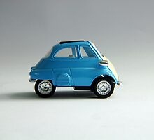 BMW Isetta by Rasevic