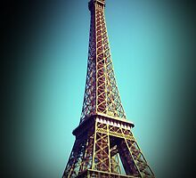 Eiffel by Claire Elford