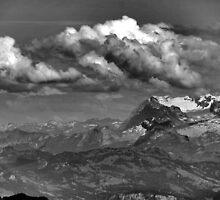Lucerne - Switzerland by Ruth Smith
