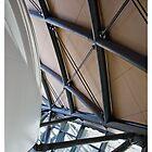 Glasgow Science Centre, a different view by Birgit Van den Broeck