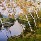 River Orel by Troitsky