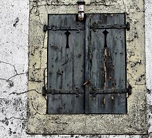 An old closed eye by Patrick Monnier