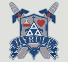 Hyrule Shield by Jason Tracewell